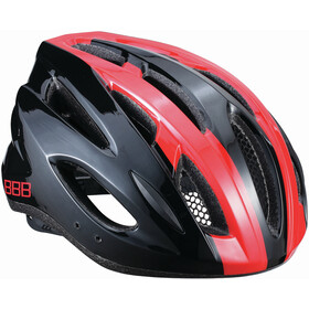 BBB Condor BHE-35 Fietshelm, black/red